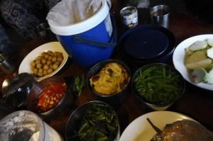 Exemple de dîner