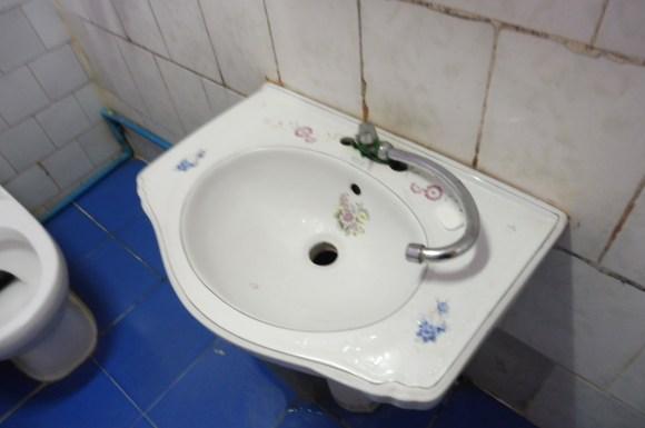 Un robinet design !