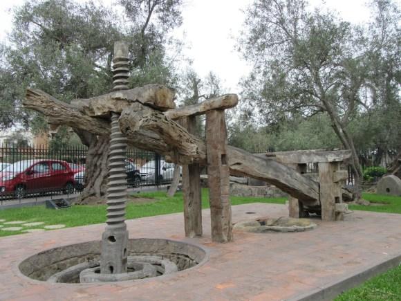 Giga pressoir à olives