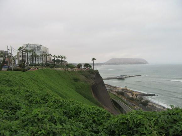 Balade le long du Pacifique