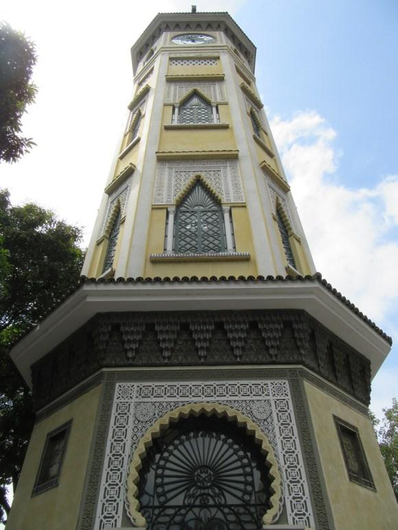 La tour maure