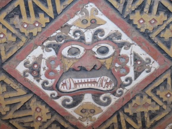 Représentation du dieu Ai-Apaec