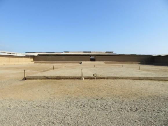 La place principale du palais Nik-An