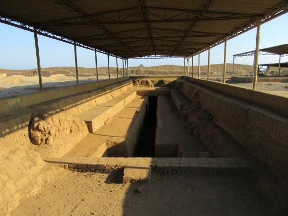 Chambre funéraire principale
