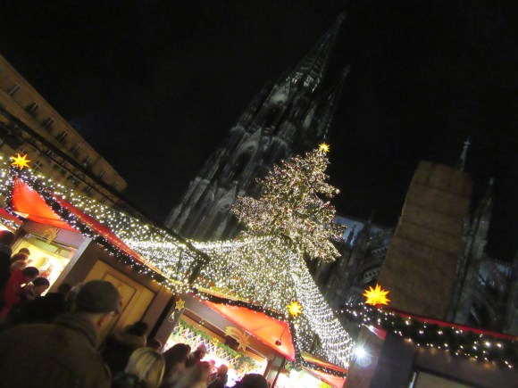 Marché de Noël de la cathédrale