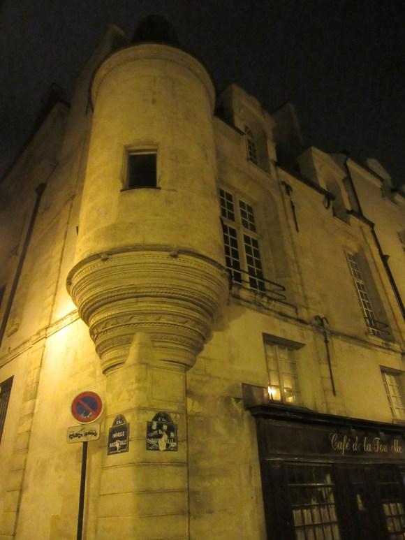 L'architecture parisienne, toujours au top ;-)