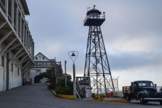 Evening on the Rock - Alcatraz Island | Smiling in Sonoma