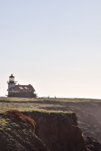 Exploring Mendocino County 1 Waterfall and Lighthouse at a Time | Smiling in Sonoma