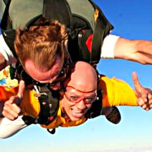 Skydiving 2007