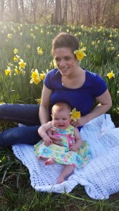 Abbie's 1st Easter