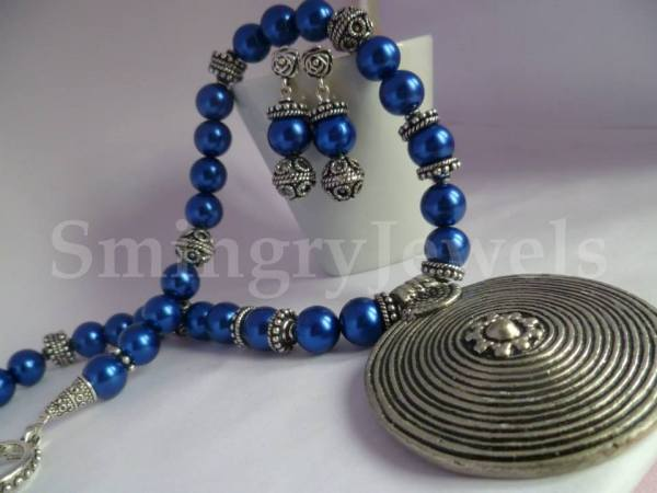 ECJ-29 necklace set