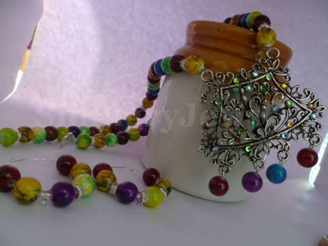 PF-EC-06 necklace set