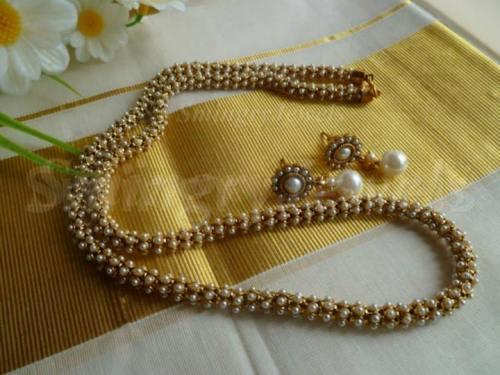 unique long chain jewels