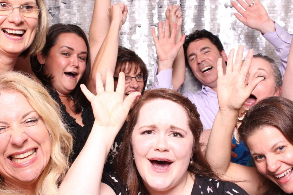 corporate party photobooth portland