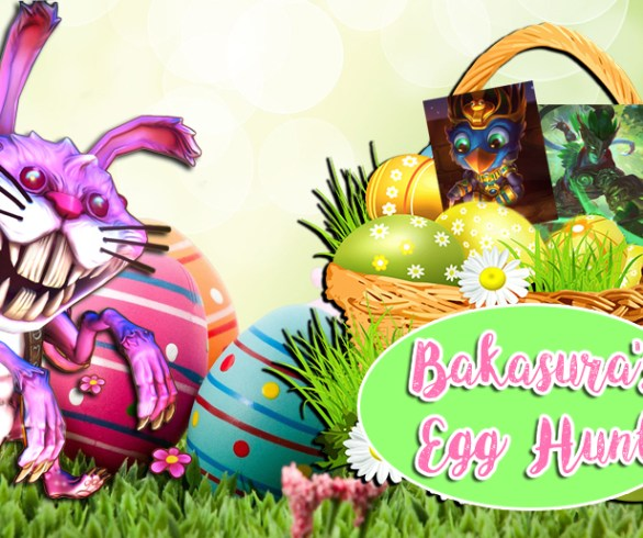 Bakasura's Egg Hunt