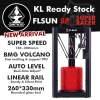 FLSUN Super Racer 3D Printer 260mm X 330mm