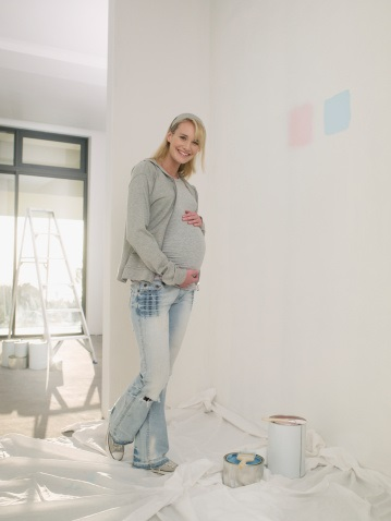 Paint While PregnantIs It Safe - Can you paint while pregnant