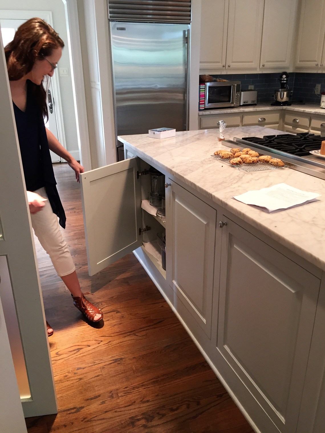 before and after photos of kitchen remodel