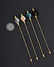 Swarovski Crystal Pin Holly Allen Jewellery Smithbilt