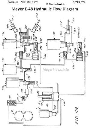 E47 Meyer Snow Plow Wiring Diagram  Wiring Diagram Pictures