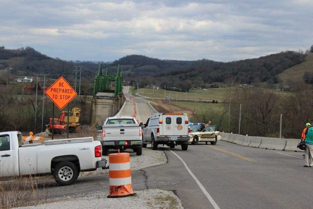 (US Hwy 70) New Caney Fork Bridge Closed Indefinitely - Smith County Insider