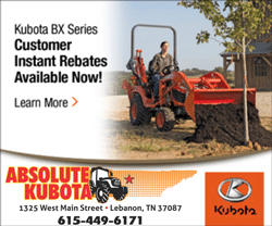 Absolute Kubota BX Series