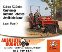 Absolute Kubota BX Series