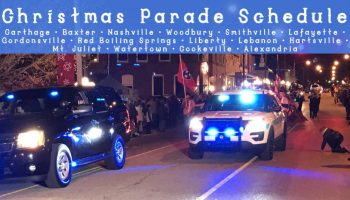 Lebanon Christmas Parade 2020 Lineup Schedule of Christmas Parades in Smith County and surrounding