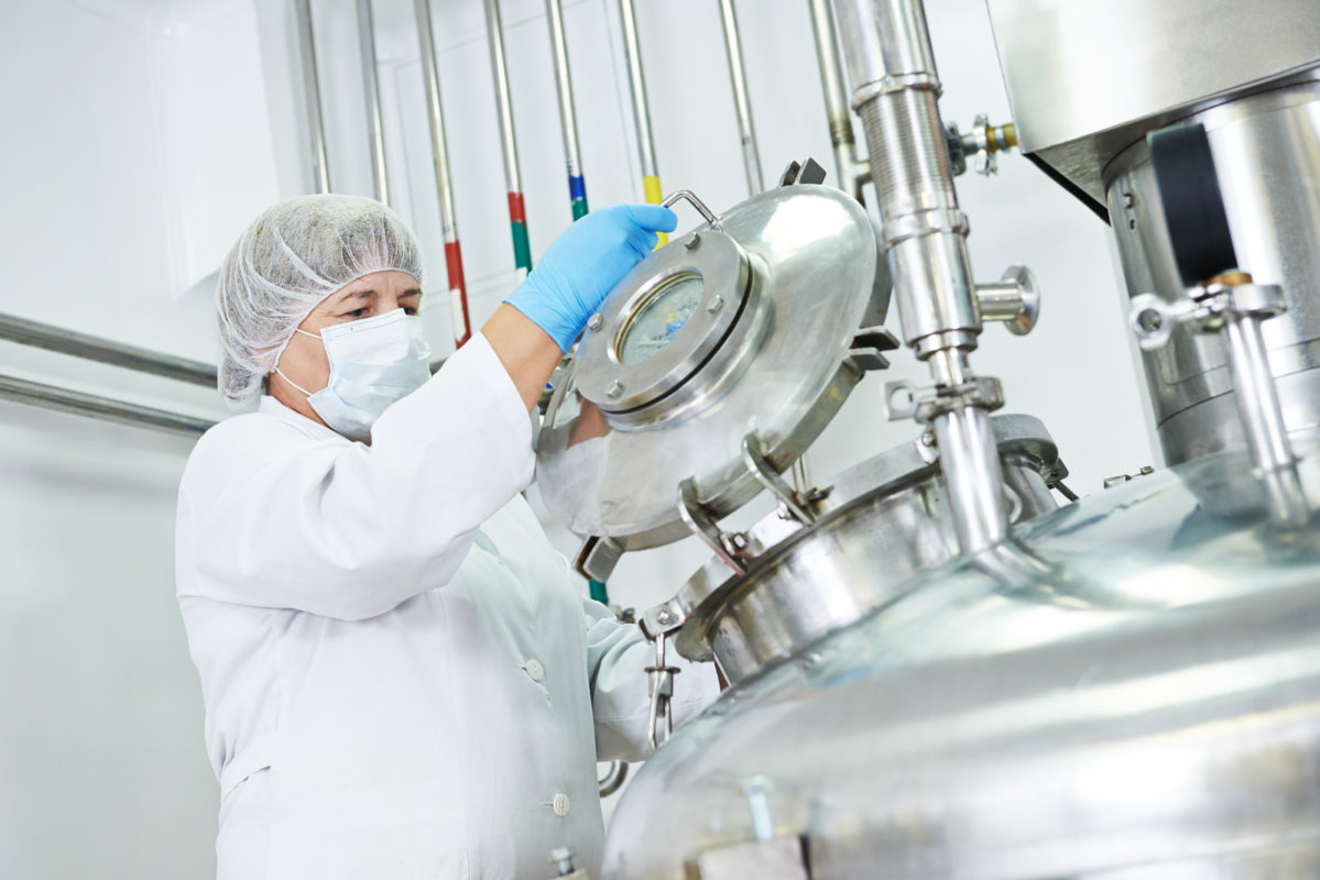 Sterile Pharmaceutical Manufacturing