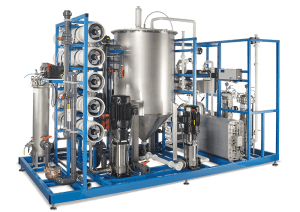 Custom Water Purification System