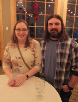 Daniel & Wife