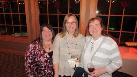 Joanie, Kristin, Sheri