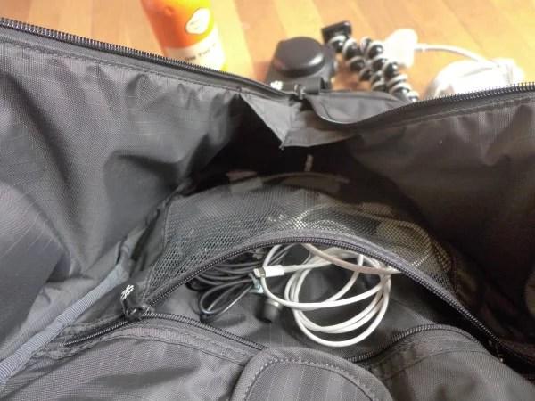11 - Rucksack wires