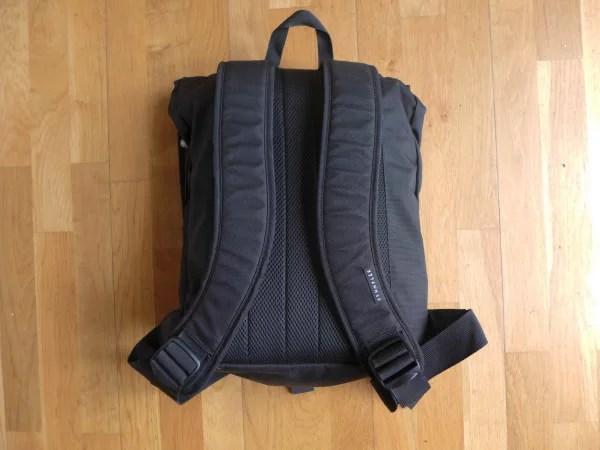 6 - Rucksack straps