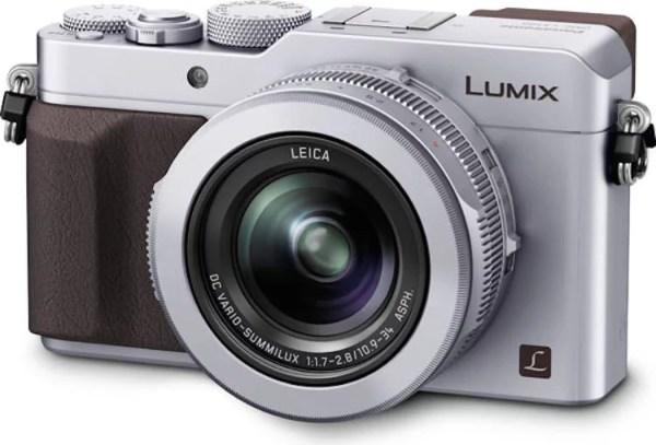 Panasonic-LX100-Silver