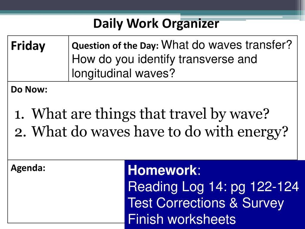 30 Bill Nye Waves Worksheet