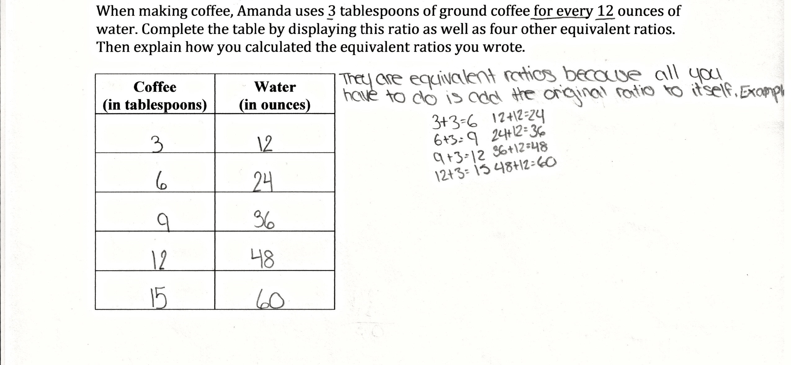 32 Constant Of Proportionality Worksheet