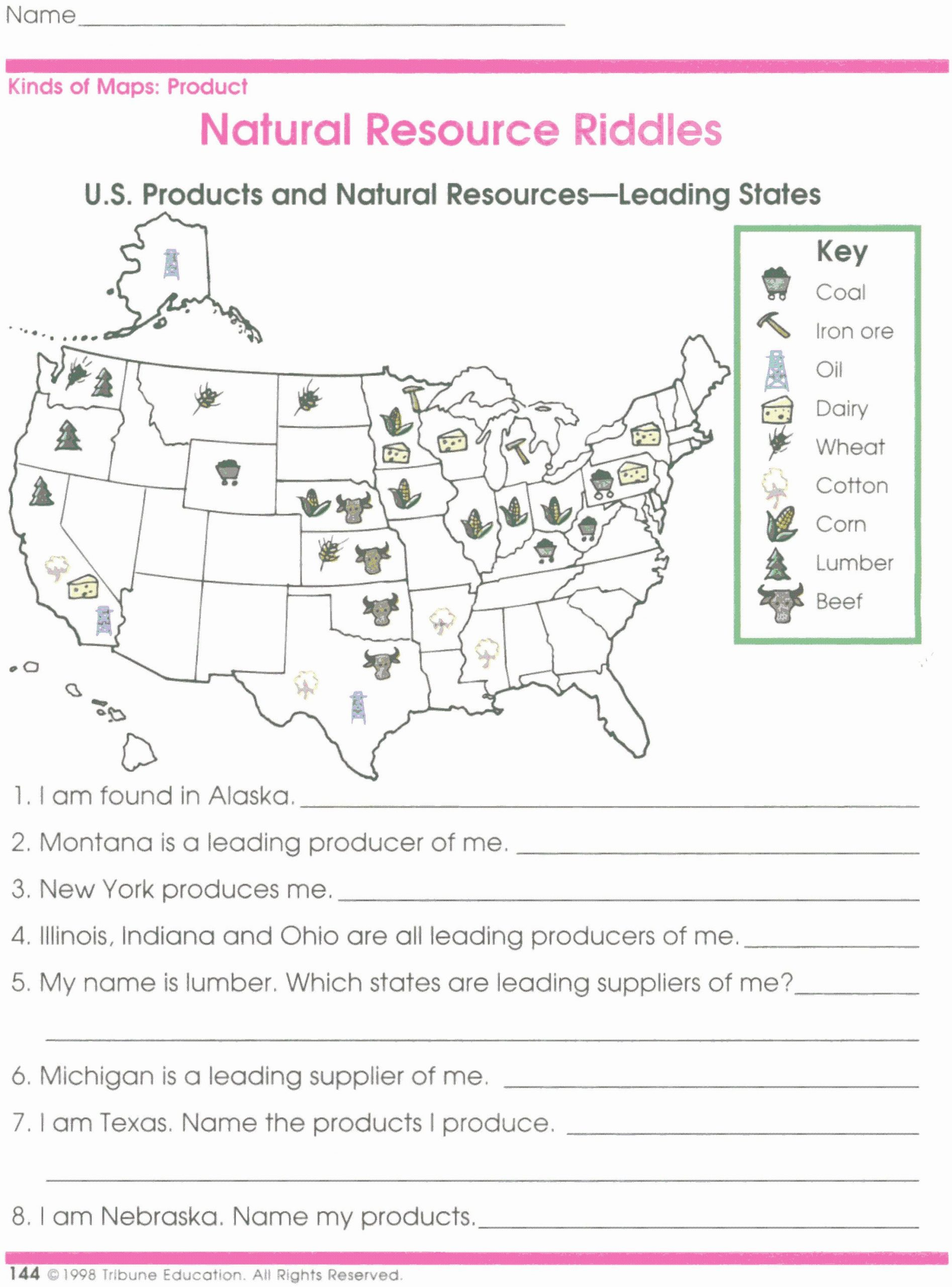 30 Latitude And Longitude Worksheet Answers