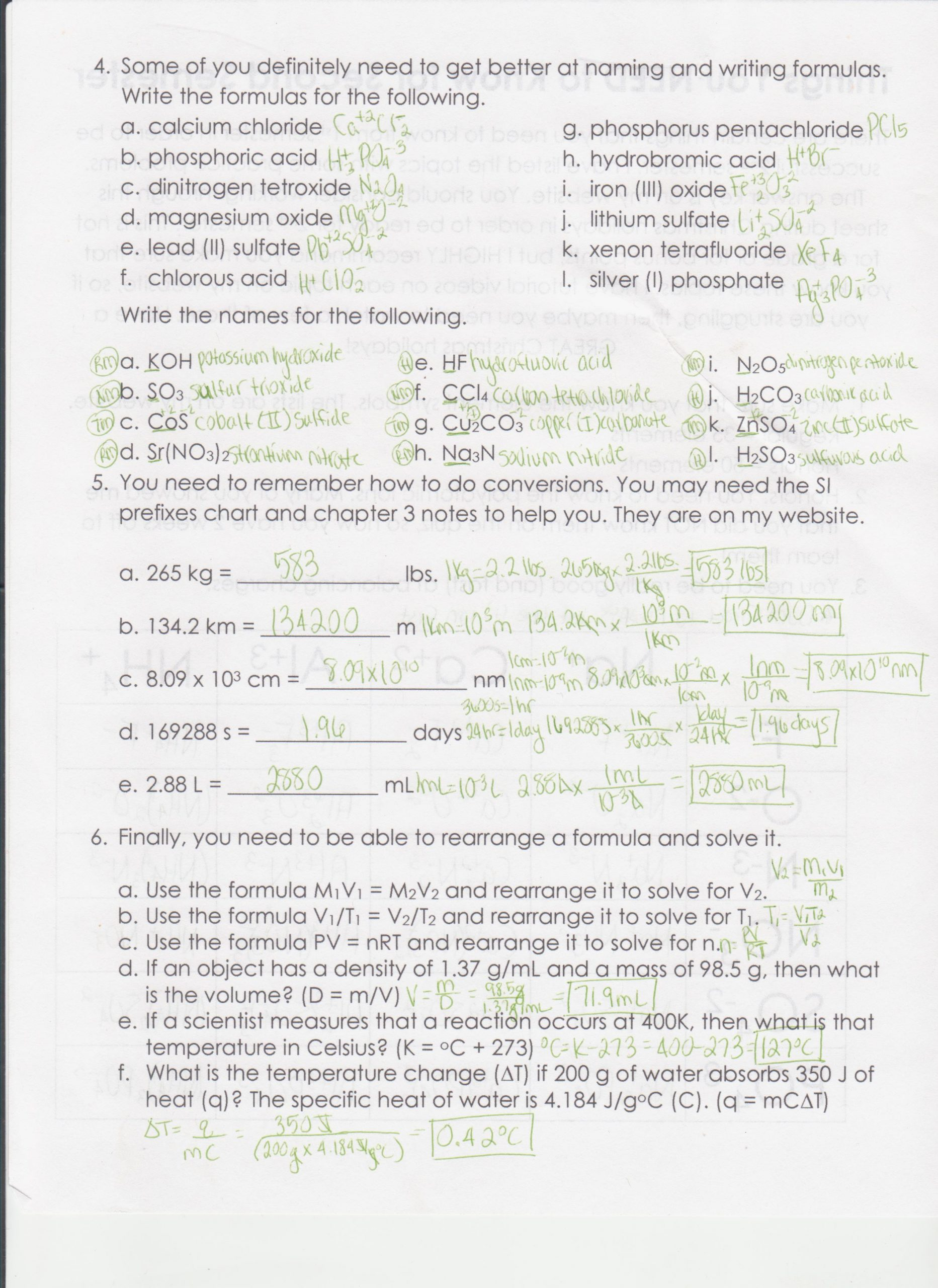 30 Periodic Trends Practice Worksheet Answers