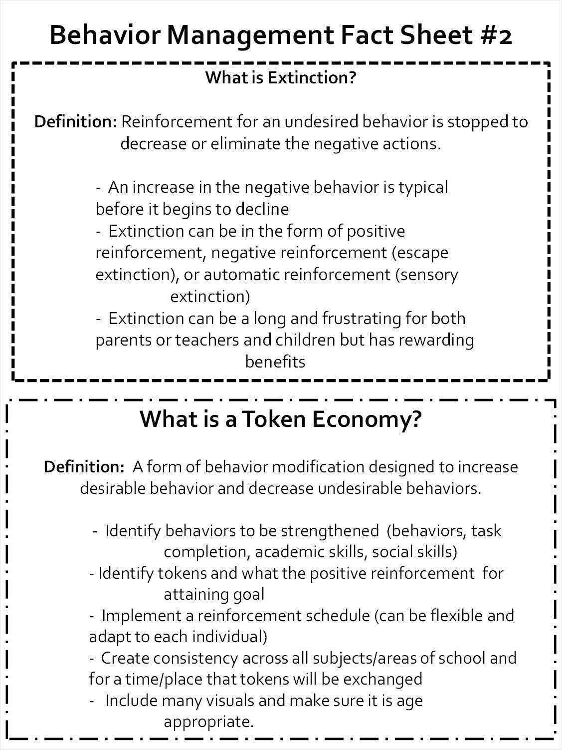 30 Schedules Of Reinforcement Worksheet