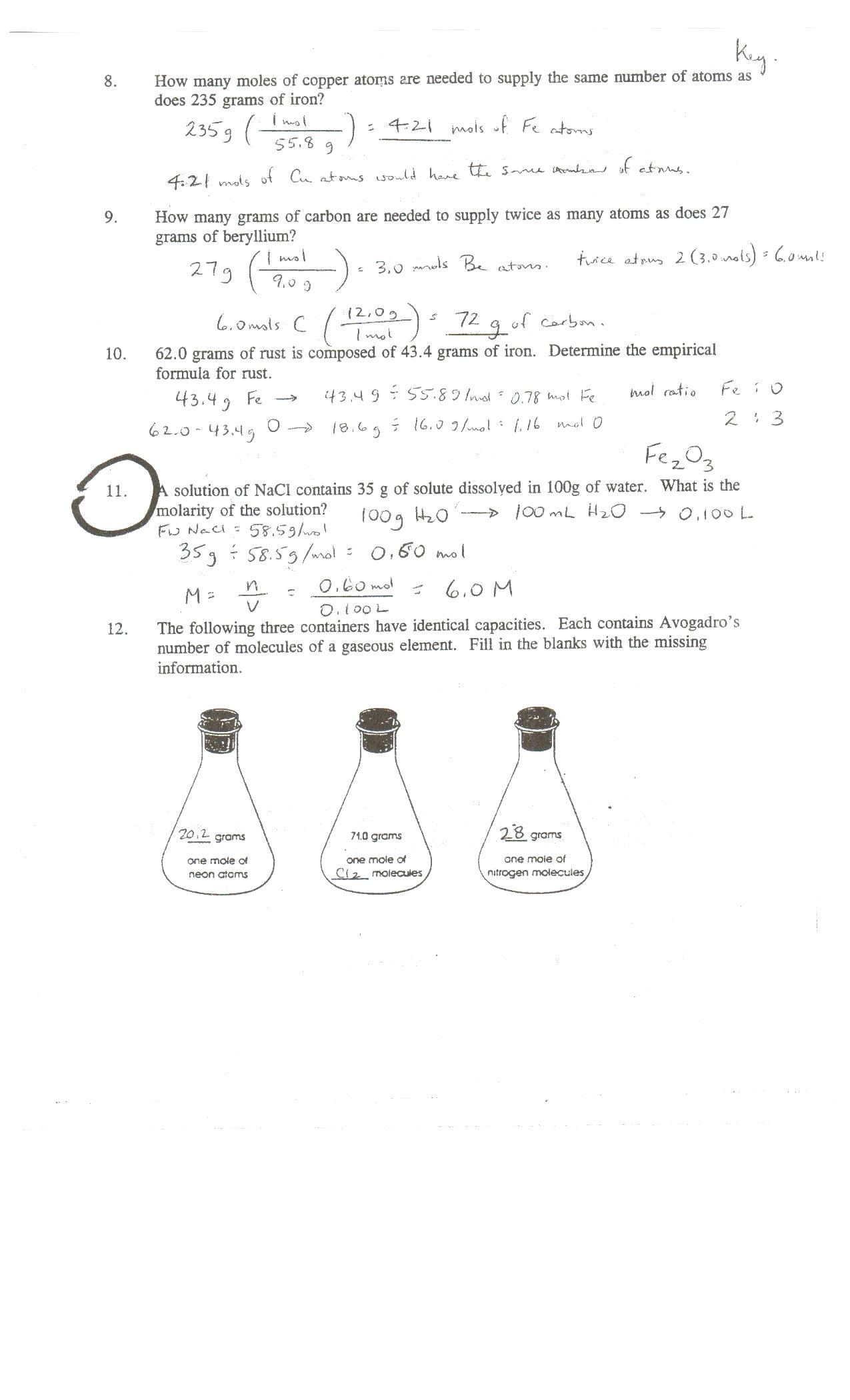 30 Three States Of Matter Worksheet