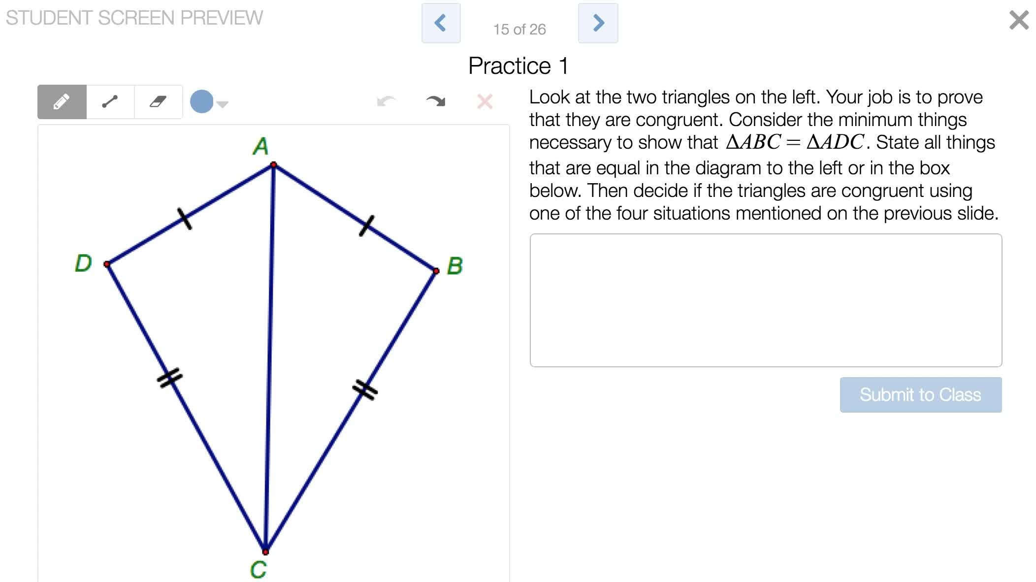 30 Triangle Proofs Worksheet Answers