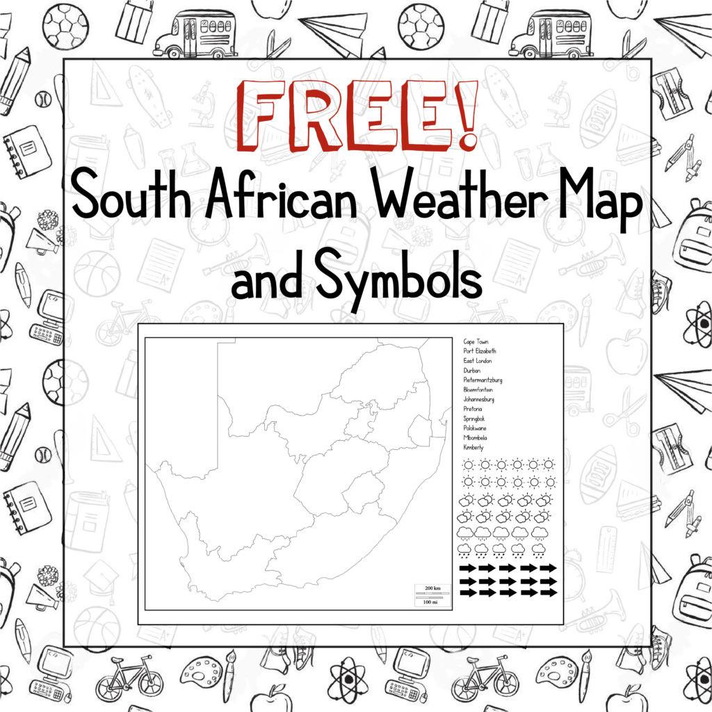 30 Weather Map Symbols Worksheet