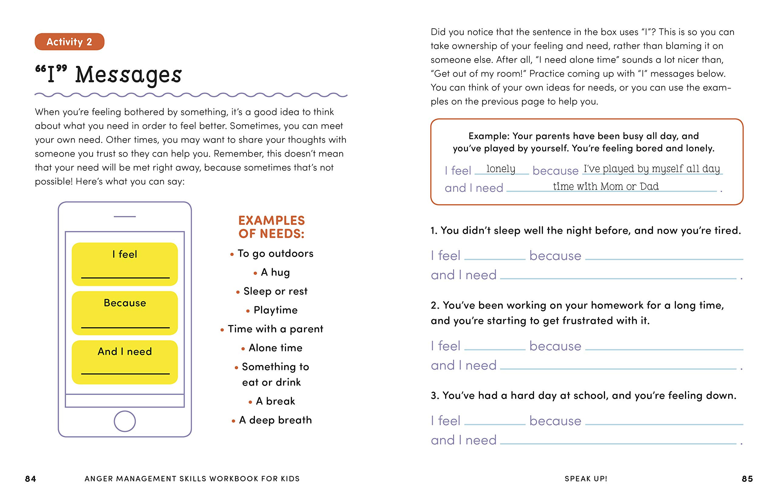 30 Anger Management Worksheet For Teenagers