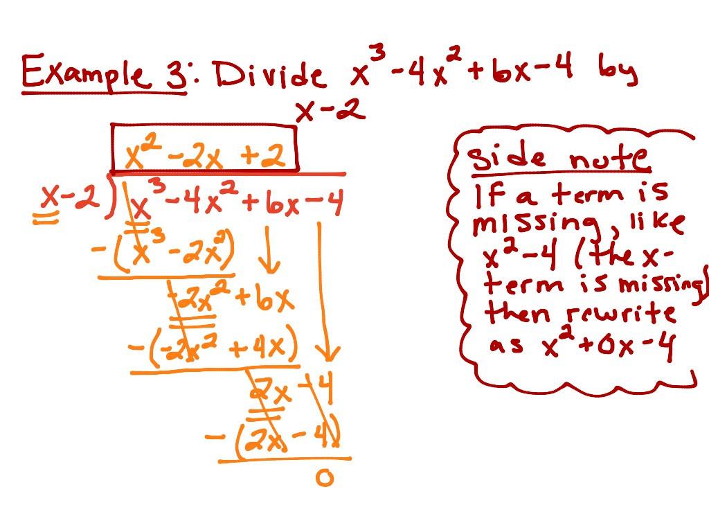 30 Dividing Polynomials By Monomials Worksheet