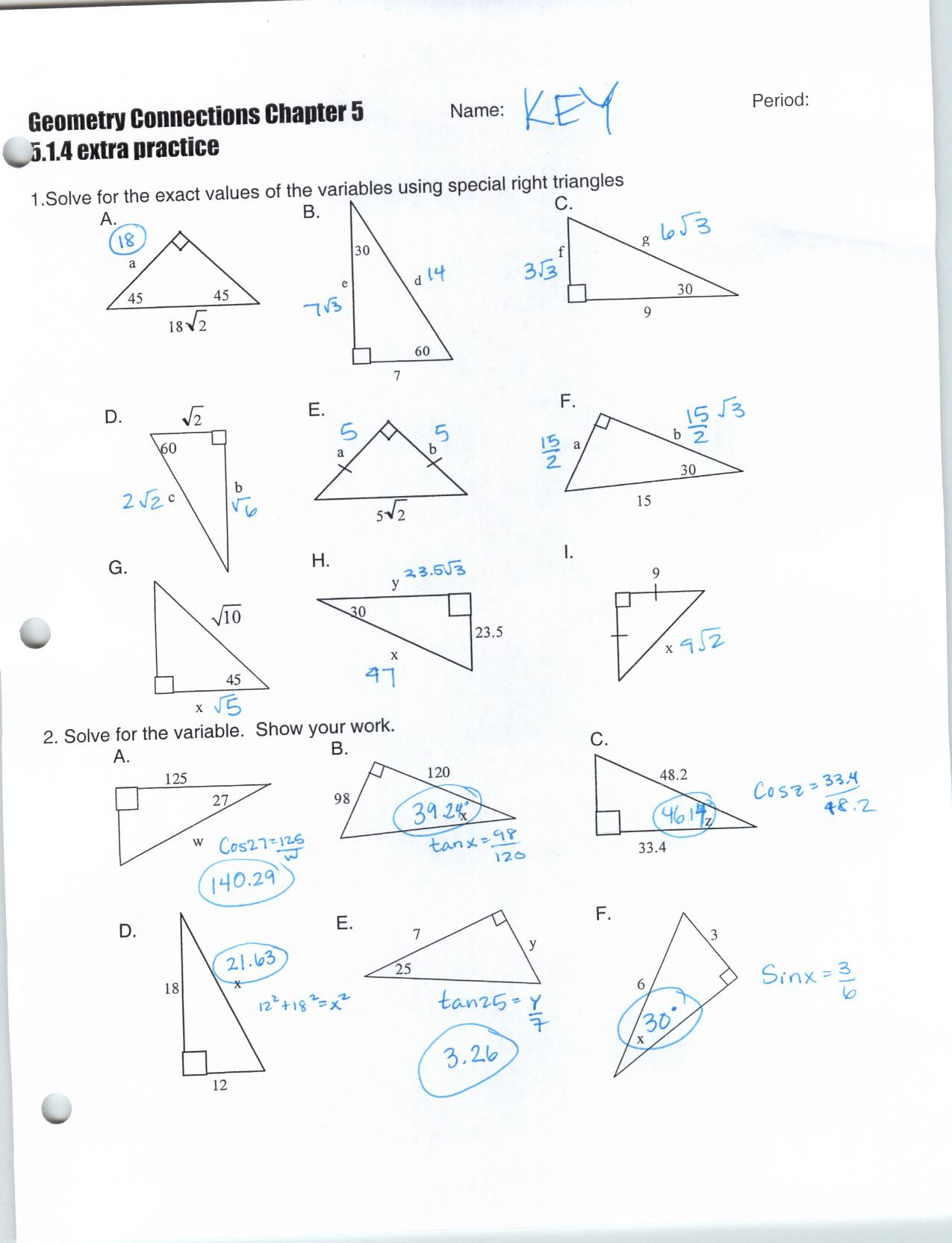 30 Geometry Worksheet Beginning Proofs