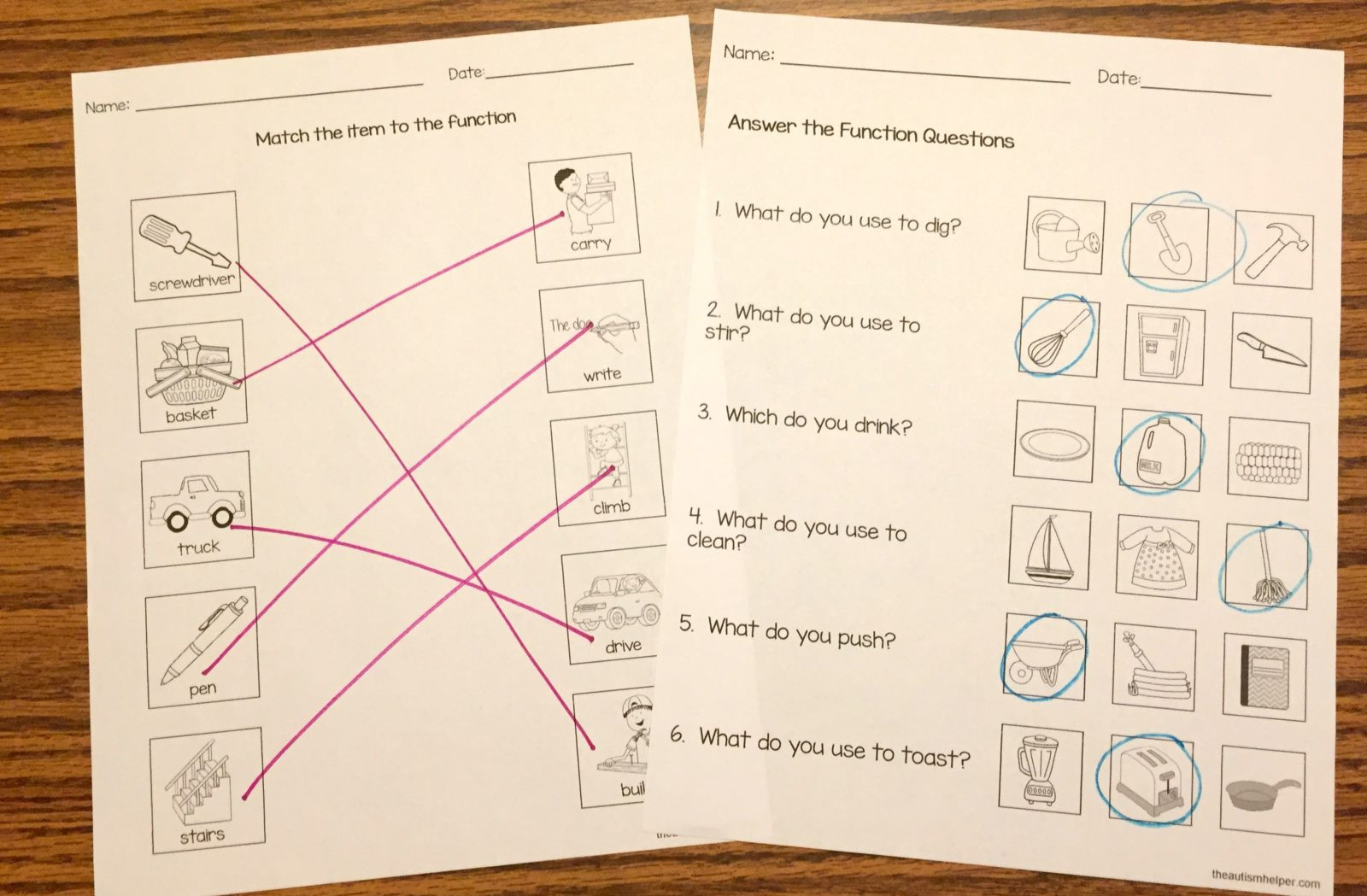 30 Parent Function Worksheet Answers