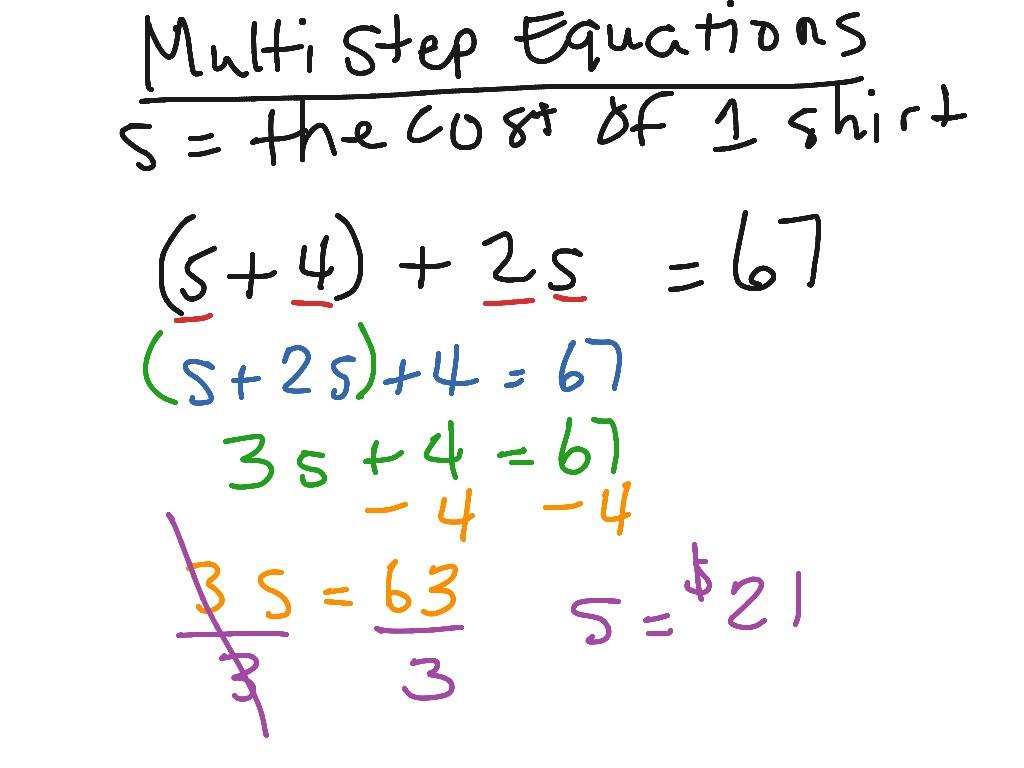 30 Solving Multi Step Inequalities Worksheet