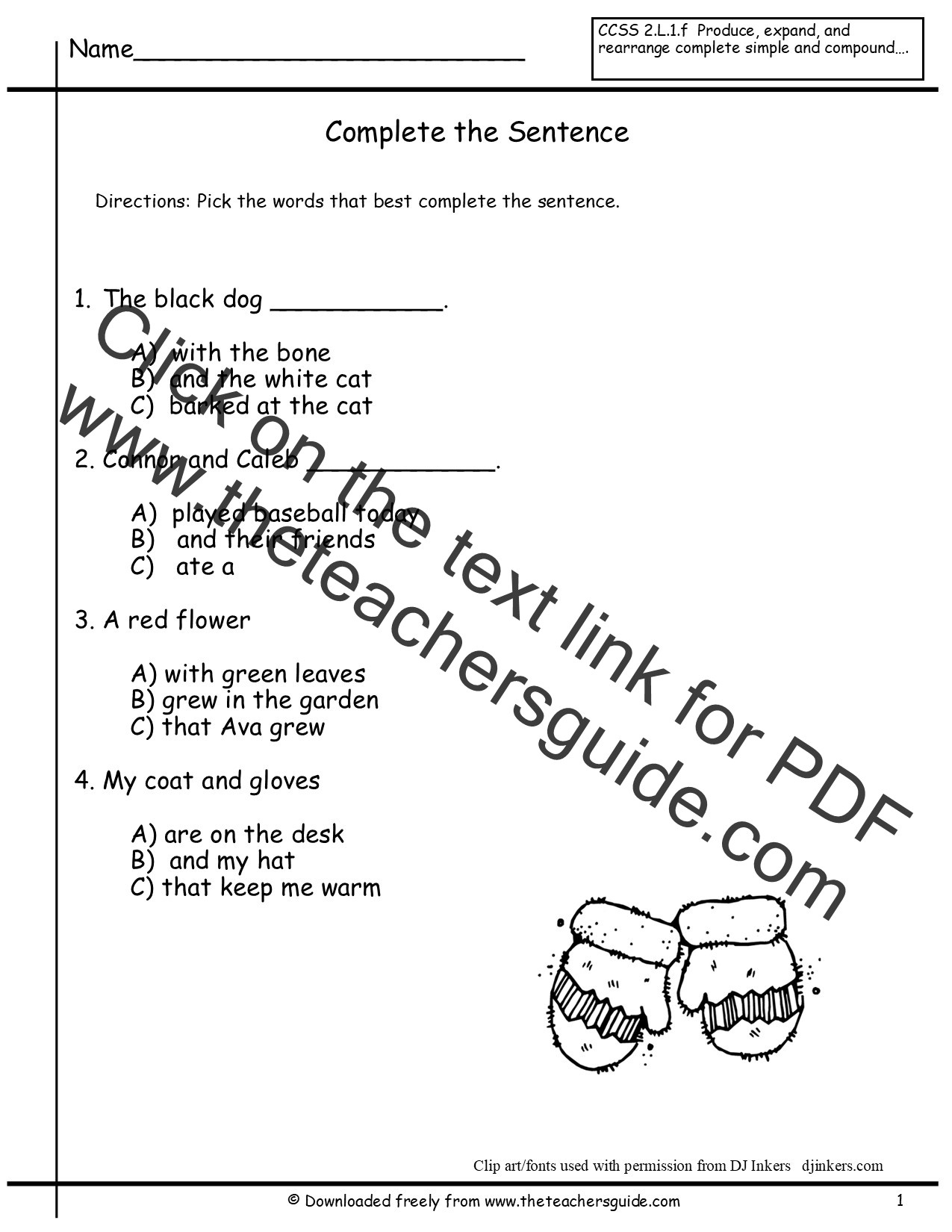 Graphing Quadratics Review Worksheet Education Template