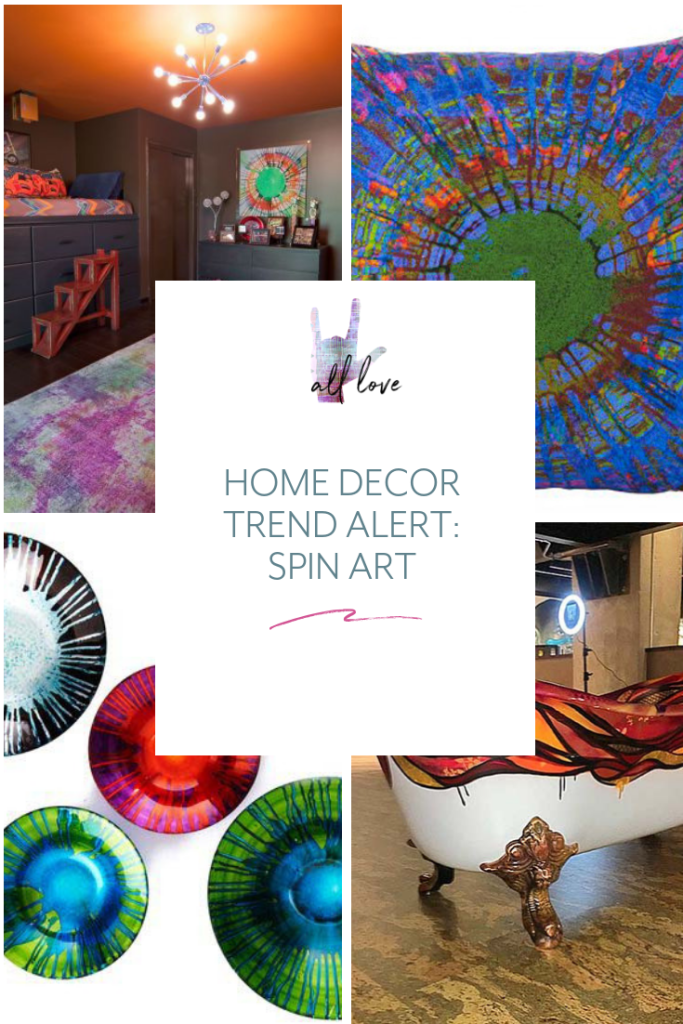 The fun colors and patterns of spin art can lighten anyone's mood. Check out this article where we share some of the most brilliant ideas for spin art online.